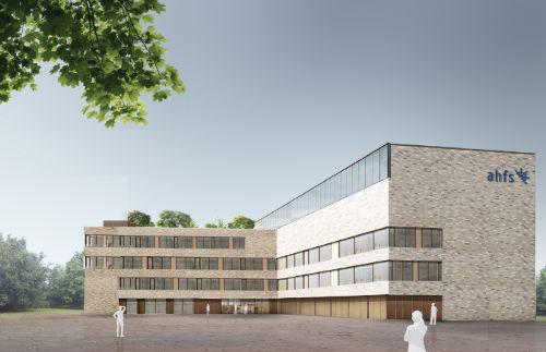 Neubau August-Hermann-Francke-Schule, Hamburg