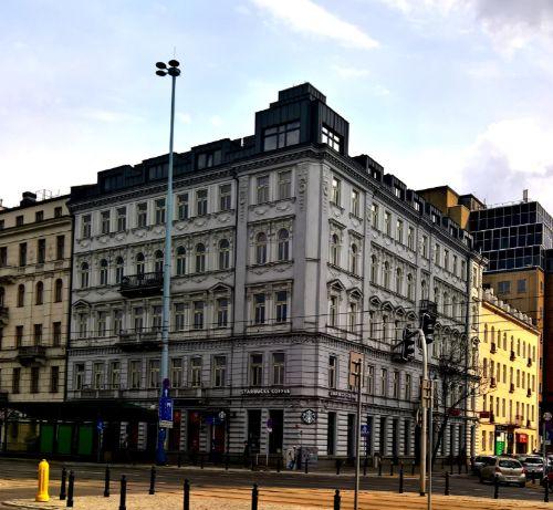 Lipinski Passage, Warschau